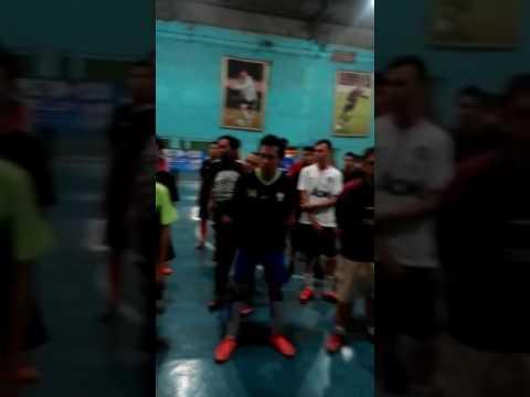 Tanding Futsal member PMHB