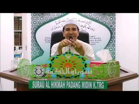 Ustaz Syed Norhisyam Tuan Padang : Berkat