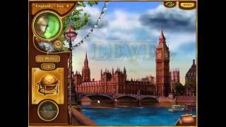 baby game - mini game pc - around the world in 80 days - england