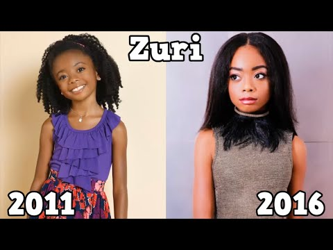 Disney Channel Stars Before and After 2016