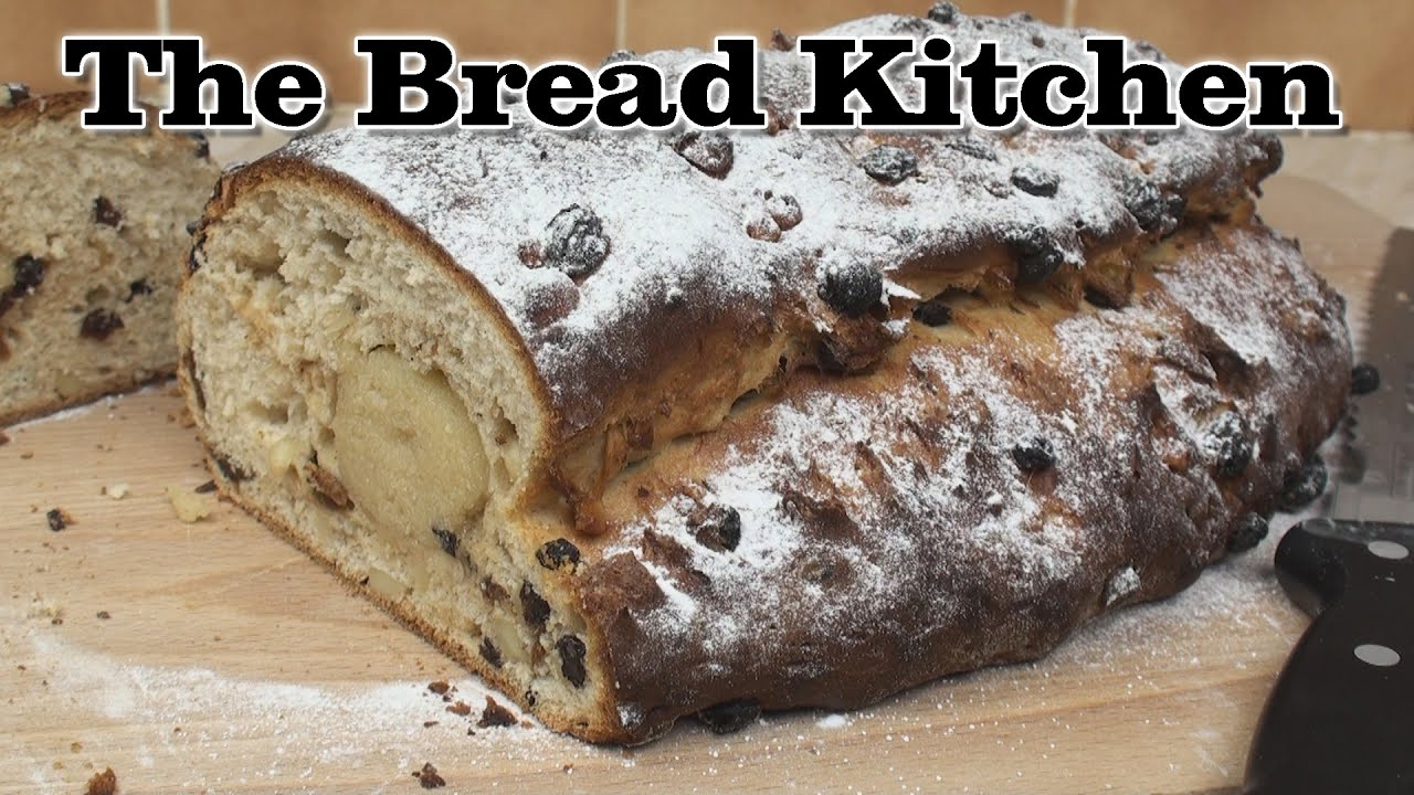 Stollen Recipe Bread Kitchen