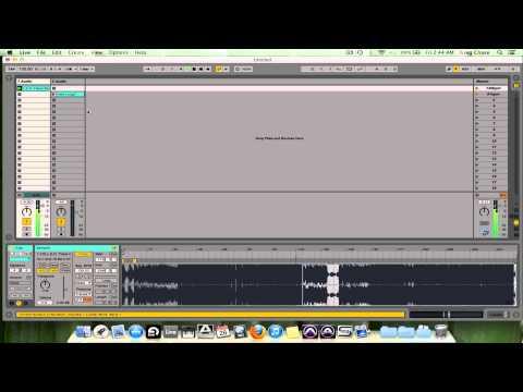 Ableton Tips & Tricks #6- BPM Scene Launch