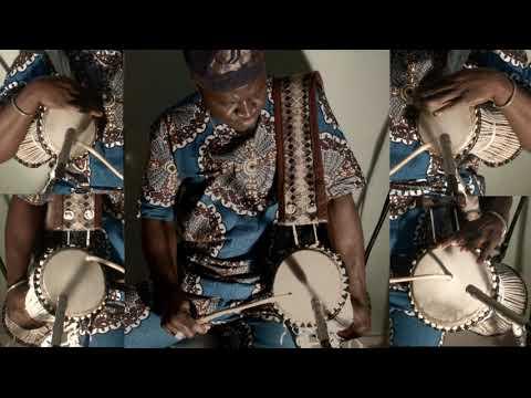 Kosso Rhythm On Gangan Talking Drums