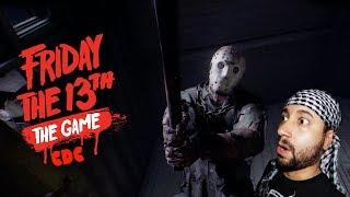 Friday the 13th: The Game - En Español