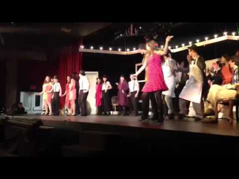 "Toledo Surprise: Hunter College High School Musical Rep: ""The Drowsy Chaperone"""