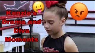 Kenzie's Drama/Diva Moments