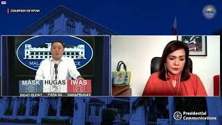 Harry Roque virtual press briefing | Monday, January 18