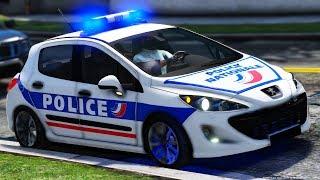 [GTA-LSPDFR] VIOLENCE DOMESTIQUE QUI TOURNE MAL | POLICE NATIONALE #121