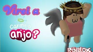 VIREI A CARINHA DE ANJO?!?! Boys and Girls Hangout -Roblox