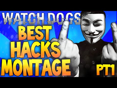 Best Hacking Moments Montage #1 (Watch Dogs Live)