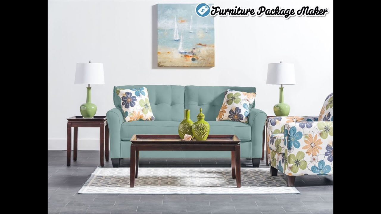 Great Kylee Lagoon Sofa   Ashley Furniture   Mesa AZ