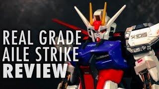 1 144 rg aile strike gundam mobile suit gundam seed   review