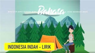 Ashira Zamita Indonesia Indah I Lirik MP3