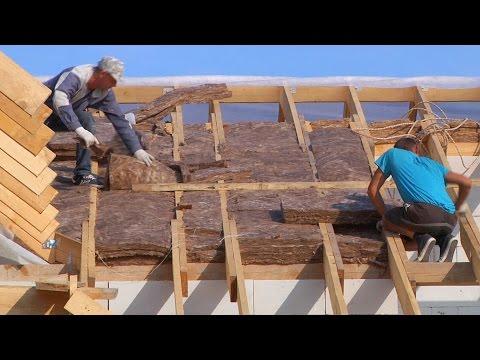 видео: Утепление мансарды // forumhouse