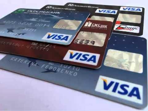 как получить карту виза