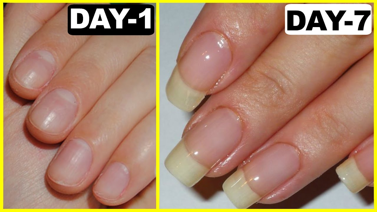 How to Grow Nails Faster - GUARANTEED RESULTS | Anaysa - YouTube