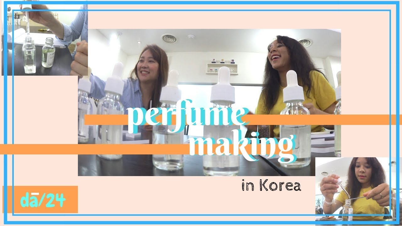 I take you to perfume making /Birthday celebration | Day 25