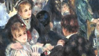 Pierre-Auguste Renoir, Moulin de la Galette, 1876, oil on canvas, 5...