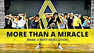 """More Than A Miracle"" MNEK 