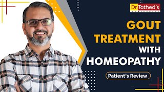 Dr. Tathed Patient Testimonial  | Gout Treatment in Pune