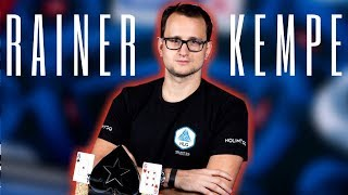 Rainer Kempe Made $2.9 MILLION+ in Playing Poker THIS YEAR!