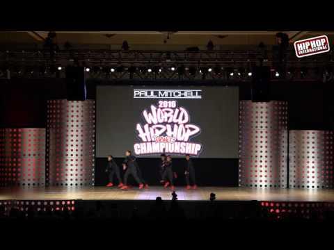 To The Top Crew - Puerto Rico (Junior Division) @ #HHI2016 World Prelims