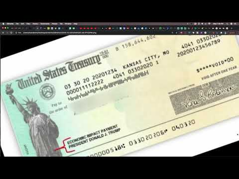 IRS Error Gave Ineligible Foreigners Stimulus Checks