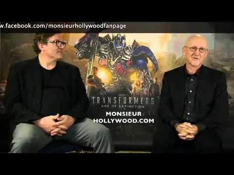 Lorenzo di Bonaventura & Ian Bryce Interview by Monsieur Hollywood Part1 of2