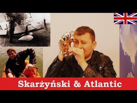 Polish pilot conquers the Atlantic in 1933 - Stanisław Skarżyński, RWD-5 bis [Vintage Sky]