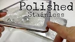 Polished Stainless Steel License Plate Frame Review