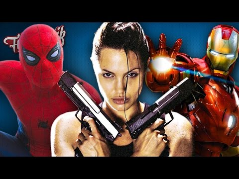 IRON MAN 4? |  SPIDER-MAN: Marvel vs. Sony | Neuer TOMB RAIDER Film? | FILM NEWS
