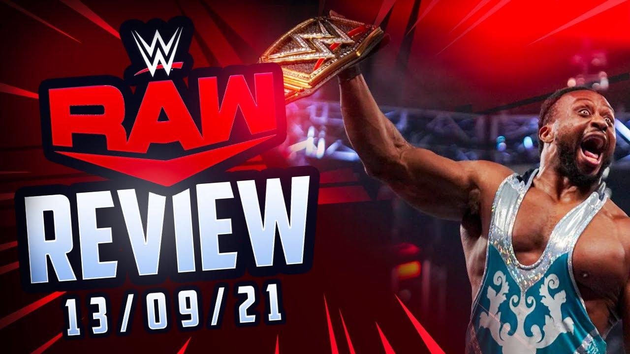 BIG E CHAMPION DE LA WWE 😱  ! RAW du 13/09/21