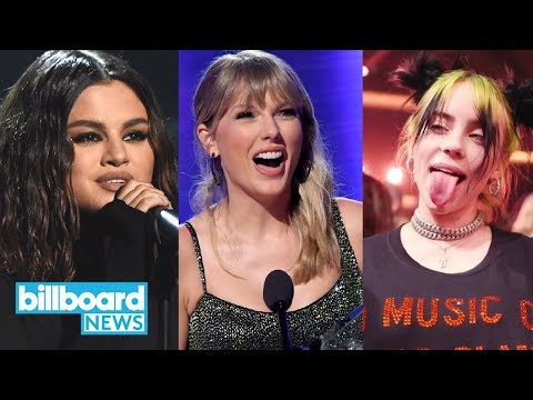 2019 AMAs: Taylor Swift Makes History, Billie Eilish Sets Stage On Fire & A Hot Duo | Billboard News