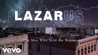 Charlie Pollack   The Man Who Sold the World (Lazarus Cast Recording [Audio])