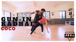 Gun-In Kadhal | DANCE cover | Anirudh | COCO | Kolamaavu Kokila | Jeya Raveendran & Sonali Bhaudaria