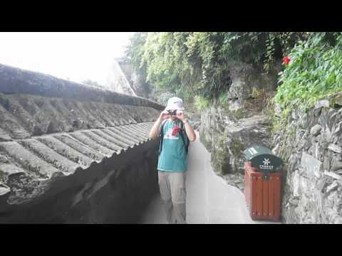 Day 12 Wudang Kung Fu Performances and Climbing the Mountain - China Kung Fu trip 2014