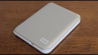 Western Digital My Passport 500GB Portable External Hard Drive Review