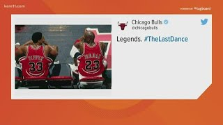ESPN debuts Michael Jordan documentary 'The Last Dance'