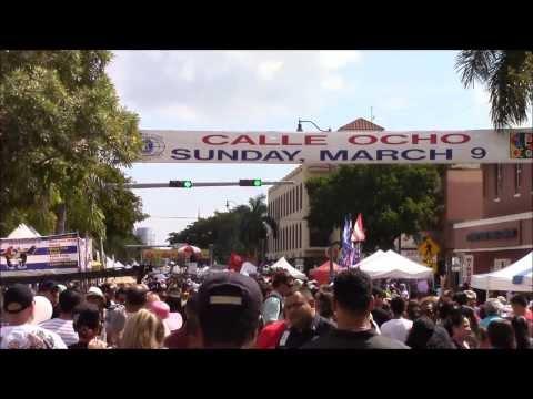 Miami Calle Ocho Carnival