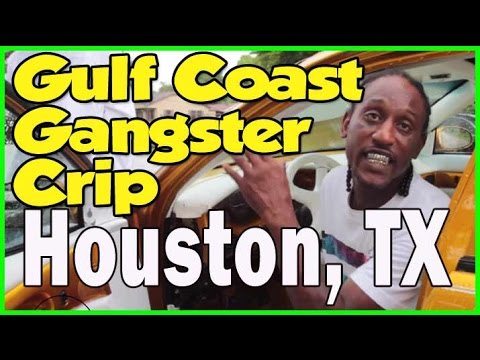 OG Ron C talks about Gulf Coast Gangster Crips in Houston, Texas