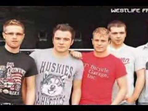 """WESTLIFE """"don't calm the storm"""""""