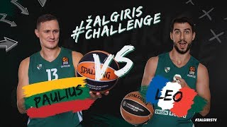 #ZalgirisChallenge. Language challenge with Jankunas and Westermann