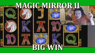 STILL PAYING!! BIG WIN - MAGIC MIRROR II DELUXE