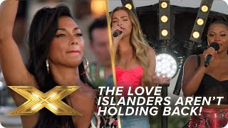 The Love Islanders ain't holding back with INCREDIBLE Shawn Mendes cover! | X Factor: Celebrity
