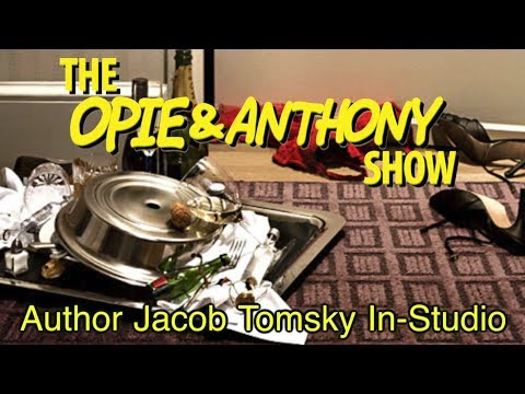 Opie & Anthony: Author Of Heads In Beds, Jacob Tomsky, In-Studio (11/21/12)