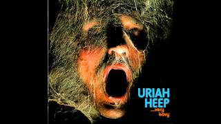 Uriah Heep  - Walking In Your Shadow (high quality audio)