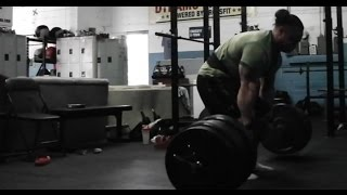 Biggest Mistakes Preparing For a Powerlifting Meet (Ft. Jeremy Hamilton)