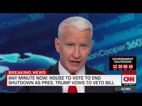 Anderson Cooper: The World Changed Today For || Trump || Update 2019 || 3D World News ||