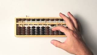 Abacus Lesson 2 // Learning to Count on the Abacus // Step by Step // Tutorial