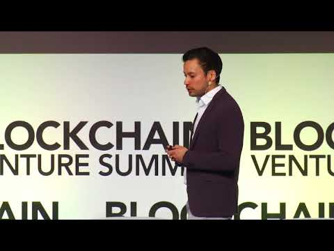 Our Path into a Decentralized Economy | Blockchain Venture Summit